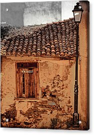Thessaloniki, Greece - Old House Acrylic Print