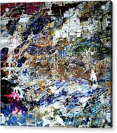 Old Is New 07 Acrylic Print by Aquira Kusume