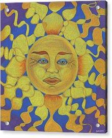 Old Man Sun Acrylic Print