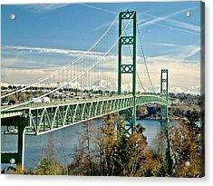 Old Narrows Bridge Acrylic Print