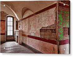Old Room Acrylic Print by Garry Gay