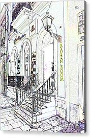 Old Sam Juan 4 Acrylic Print