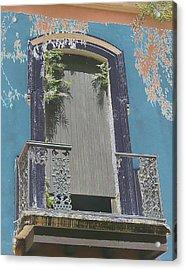 Old San Juan 12 Acrylic Print