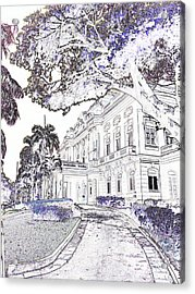 Old San Juan 15 Acrylic Print