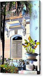 Old San Juan 16 Acrylic Print