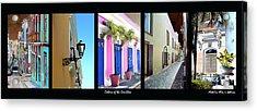 Old San Juan 17 Acrylic Print
