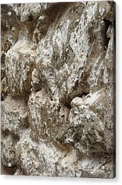 Old Stone Wall Acrylic Print