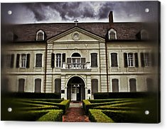 Old Ursuline Convent Acrylic Print