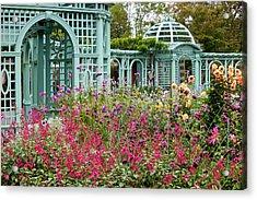 Old Westbury Gardens Acrylic Print