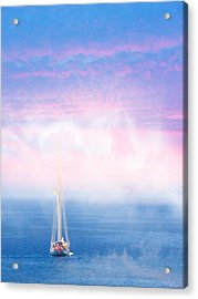 On The Sea Of Marmara Acrylic Print