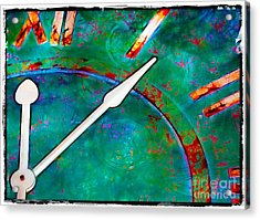 Once Upon A Time Acrylic Print by Judi Bagwell