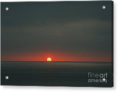 Acrylic Print featuring the photograph One Day At The Time by Nicola Fiscarelli