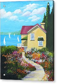 One Sunny Afternoon Acrylic Print