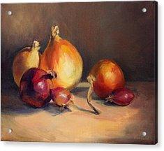 Onions Etc. Acrylic Print