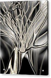 Onyx Growth The Begining Acrylic Print
