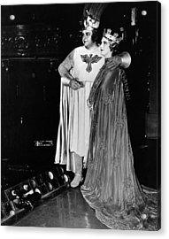 Opera Singers Lauritz Melchior Acrylic Print by Everett