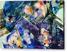 Opus - Seven Acrylic Print by Mudrow S