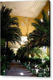 Orangerie Sanssouci Acrylic Print by Tanya  Searcy