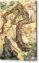 Oriental Landscape2 Acrylic Print by Michail Noskov