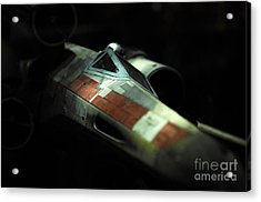 Original X-wing Acrylic Print by Micah May