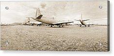 Orion P-3s Amarc - Tucson Acrylic Print