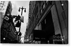 Acrylic Print featuring the photograph Orpheum Theater by Nina Prommer