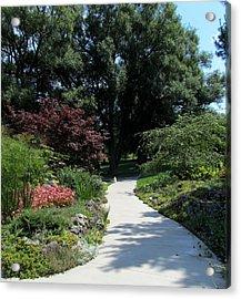 Oshawa Botanical Garden 4 Acrylic Print by Sharon Steinhaus