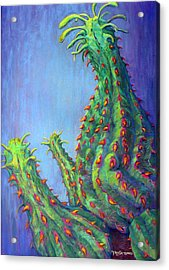 Ouch Acrylic Print by Tanja Ware