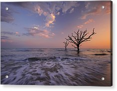 Out To Sea Acrylic Print by Joseph Rossbach