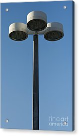 Outdoor Lamp Post Acrylic Print by Blink Images