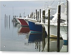 Outerbanks Morning Acrylic Print
