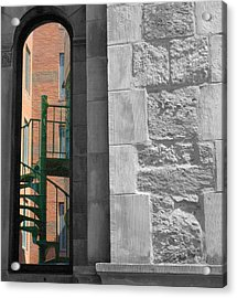 Outside Looking In Acrylic Print