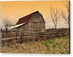 Ozark Barn 1 Acrylic Print