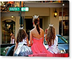 Pageant South Acrylic Print