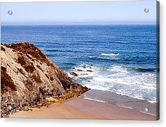 Paisajes Del Algarve Acrylic Print by Eire Cela