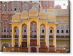 Palace Of The Winds Acrylic Print by Inti St. Clair