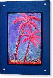 Palm Tree Series 14 Acrylic Print