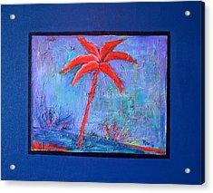 Palm Treeseries 13 Acrylic Print