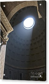 Pantheon. Rome Acrylic Print by Bernard Jaubert