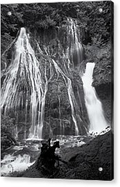 Panther Creek Falls 2 Acrylic Print