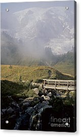 Acrylic Print featuring the photograph Paradise Valley by Sharon Elliott