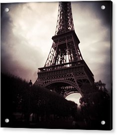 Paris Dream Acrylic Print