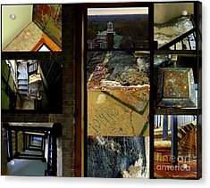 Part Of The Story  Acrylic Print by Tammy Cantrell