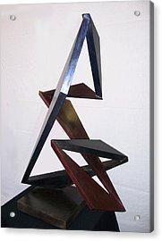 Paso Doble Acrylic Print by John Neumann