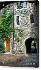 Passages In Time Acrylic Print by RL Rucker