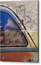 Passenger Side Ride Guild  Acrylic Print by Jerry Cordeiro