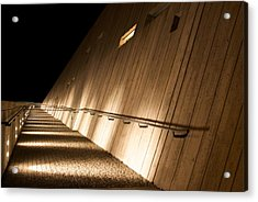 Pathway Of Lights Acrylic Print by JM Photography