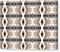 Pattern 1 Acrylic Print by Tammy Herrin