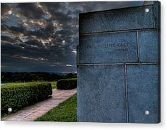 Paul Cret Gettysburg Monument Acrylic Print