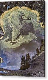 Payette Rain Puddle Acrylic Print